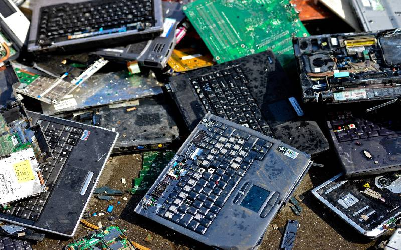 State proposes to pay for old electronics as waste piles up
