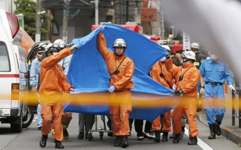 Two killed, 15 schoolgirls injured in Japan stabbing: NHK