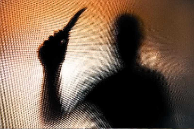 Woman stabbed eight times, fingers chopped off by brother-in-law