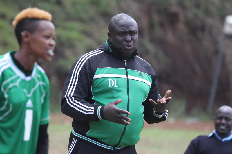 To Prisons coach Lung'aho, there are no title favourite