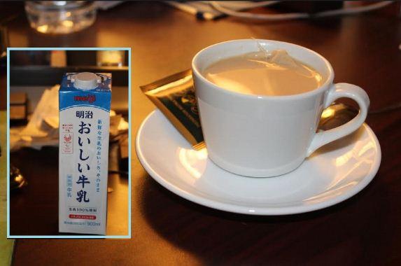Tokyo notebook Day 4: Not seen a cow, but bought milk