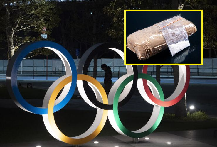 Tokyo police arrests 4 Olympics workers for cocaine usage