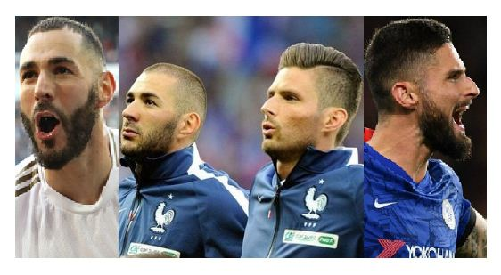 Tonight! Opposites clash as Real's Benzema faces Chelsea's Giroud