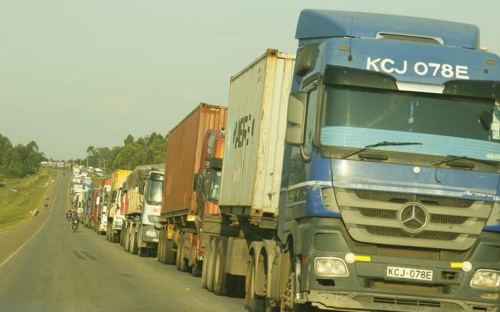 Top security bosses meet in Malaba over truck drivers' crisis: The Standard