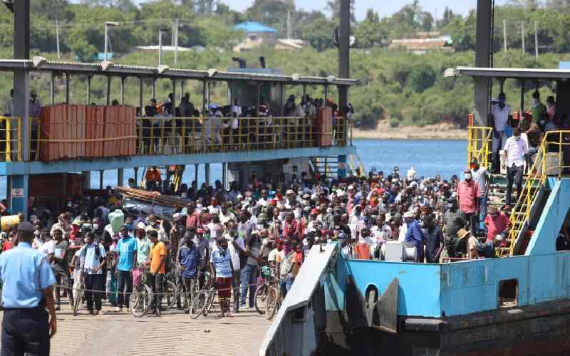Traders fear ferry channel could be coronavirus weak link