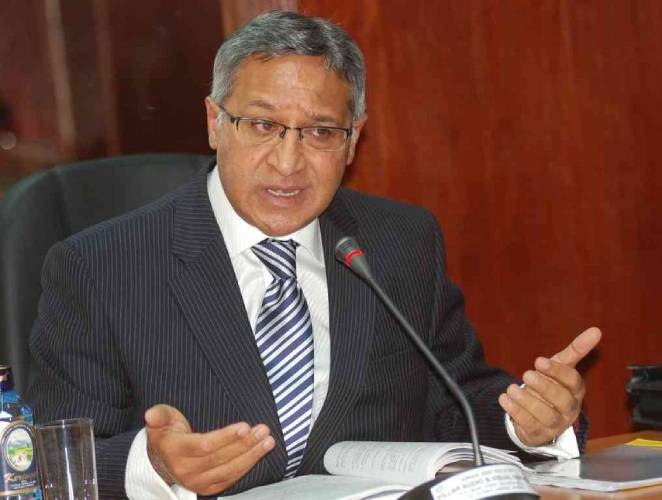 Tribunal acquits Judge Marete