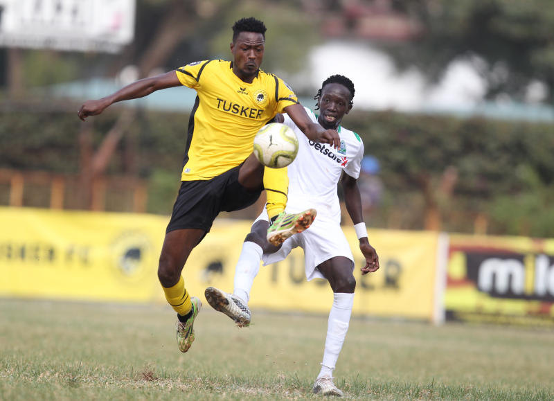 Tusker face Gor Mahia in Super Cup action