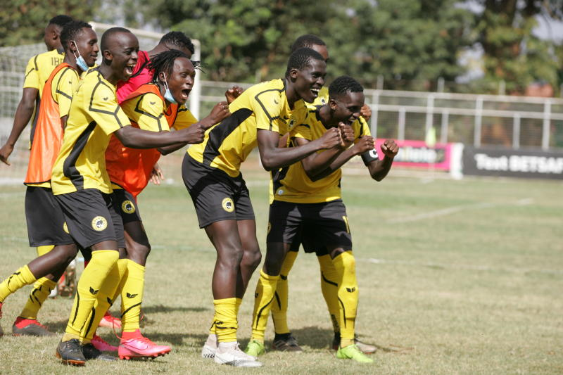 Tusker, Gor shift focus to local league