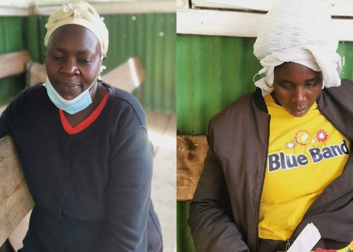 Two Kakamega women arraigned for alleged child theft