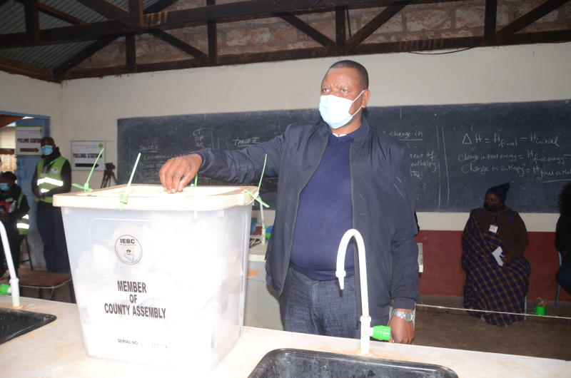 UDA foot soldiers want to contest Jubilee victory in Muguga Ward