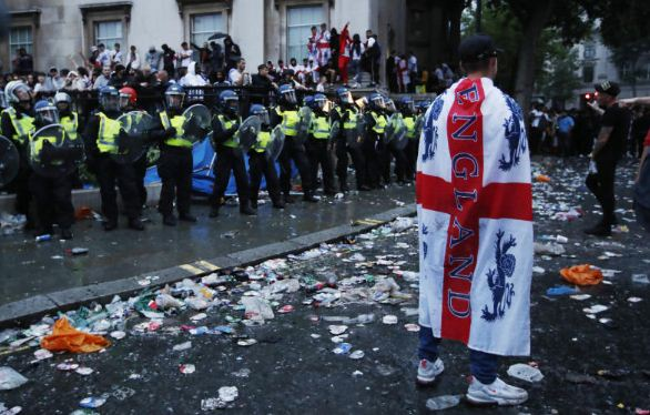 UEFA charge England FA after Euro final