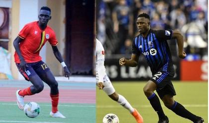 Uganda international full-back Mustafa Kizza joins Wanyama at Montreal Impact