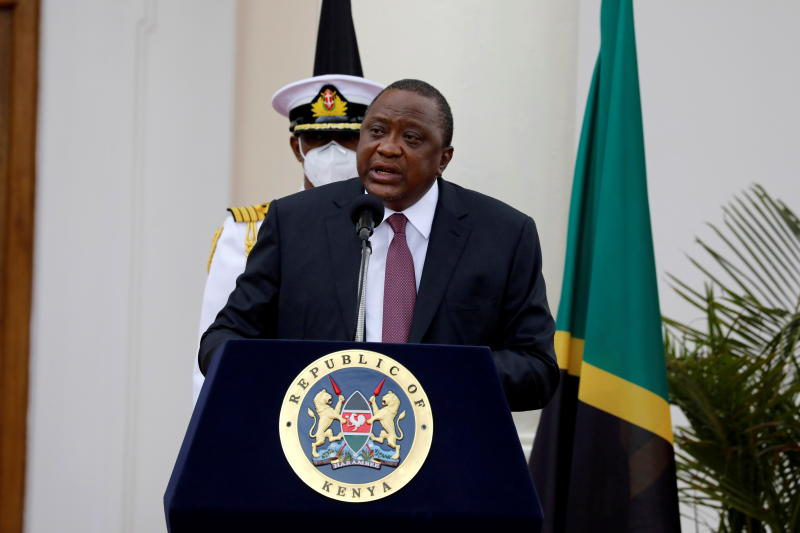 Uhuru allies play safe after surprise BBI judgement