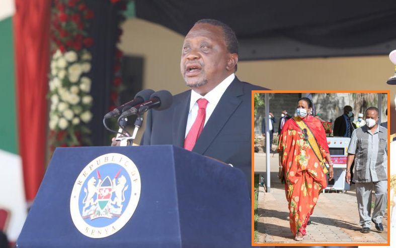 Uhuru: Jomo Kenyatta International Stadium in Kisumu to be completed in coming weeks