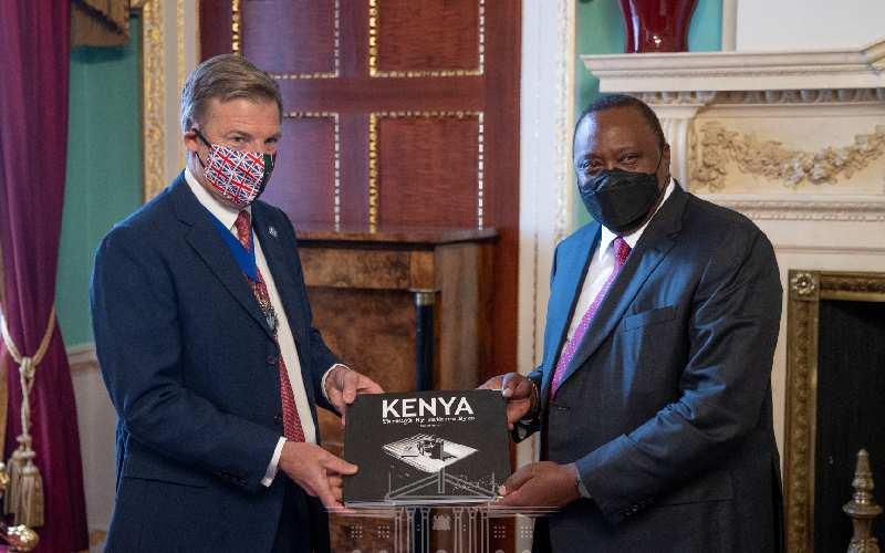 Uhuru: Kenya most attractive investment destination in Africa