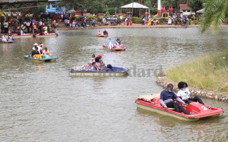 Uhuru Park, Central Park will soon be a no go zone for public