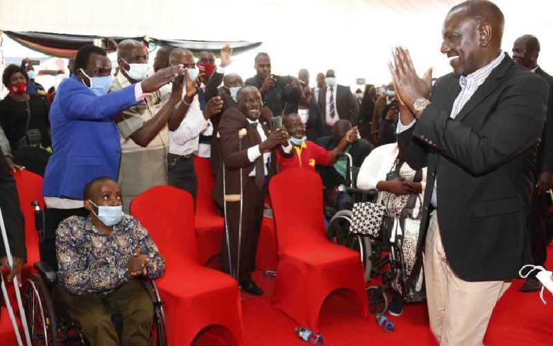 Uhuru, Raila and Ruto mute as MPs failures exposed