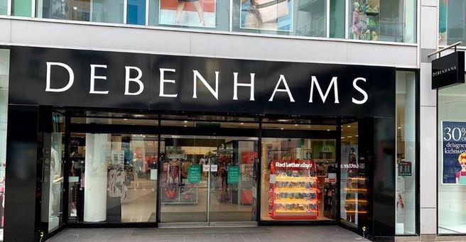 UK retailer Debenhams to be liquidated