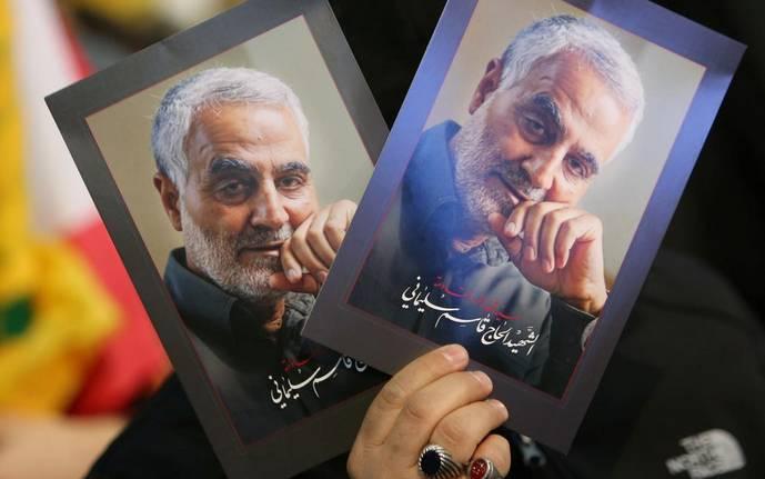 U.N. expert deems U.S. drone strike on Iran's Soleimani an 'unlawful' killing