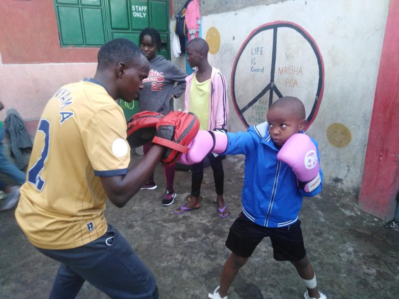 Unemployment hurdle facing ambitious junior boxers