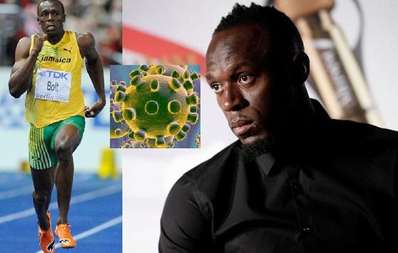 Usain Bolt tests positive for coronavirus, Jamaica's health ministry confirms