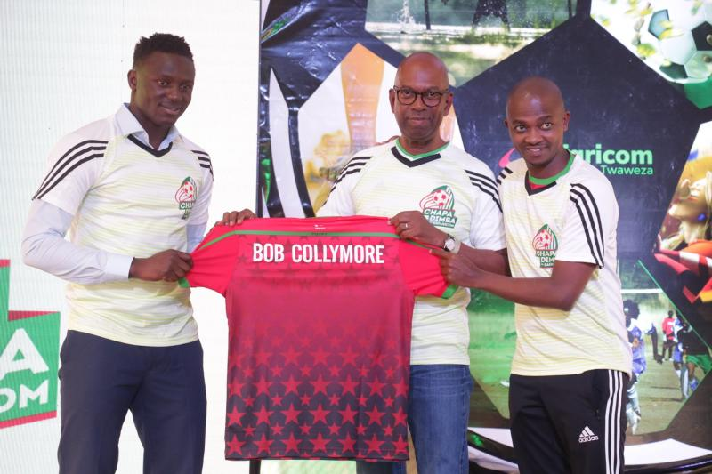 Victor Wanyama spills the beans, tells Mwendwa to carry own cross