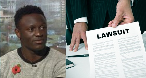 Victor Wanyama threatens to sue socialite after she claimed they had sexual relations