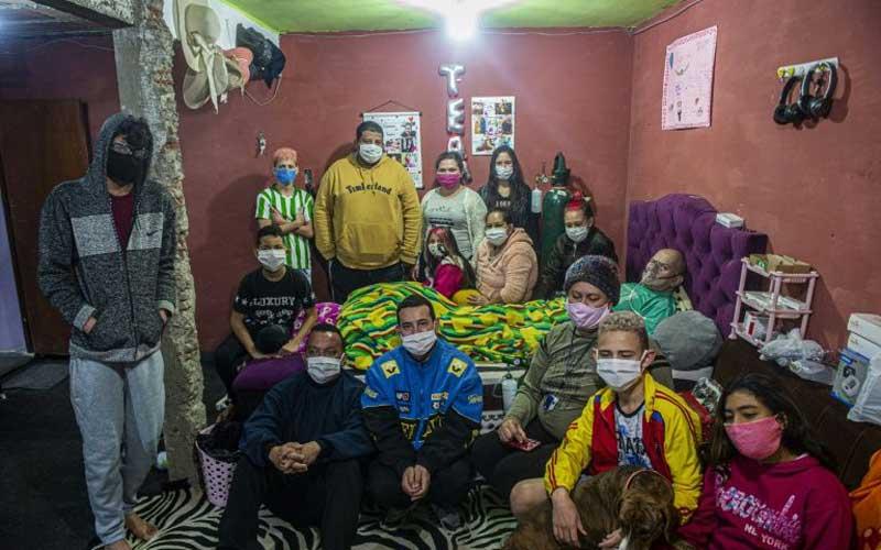 Virus hits entire Venezuelan family in Peru