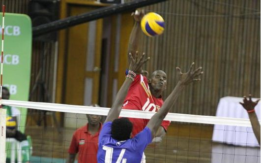 Volleyball: KPA hope to sail back with Africa club title from Egypt