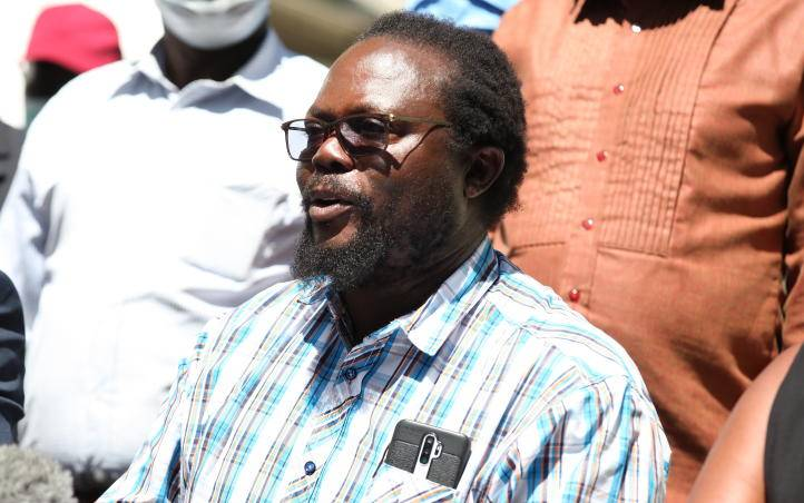 Wamunyinyi  has Ford Kenya Party DNA, says Dr Simiyu