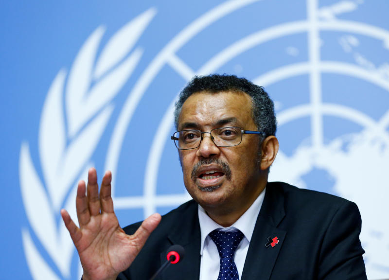 WHO concerned about South Africa's decision to halt vaccine rollout