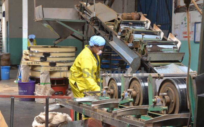 Why food manufacturing firms are so hard to start and sustain