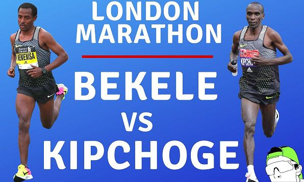 Why running style will be key when Kipchoge tackles Bekele