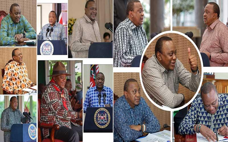 Why Uhuru Kenyatta's kitenge shirts matter