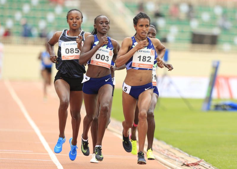 With Kip Keino Classic behind us, focus shifts to Tokyo Olympics