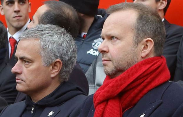 Man United Owner Cancels January Transfer Summit Mourinho Left Furious The Standard
