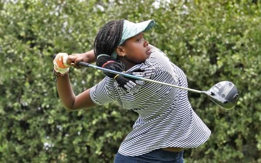 Youngster Wangari crowned 2021 Ladies Amateur Match Play champ