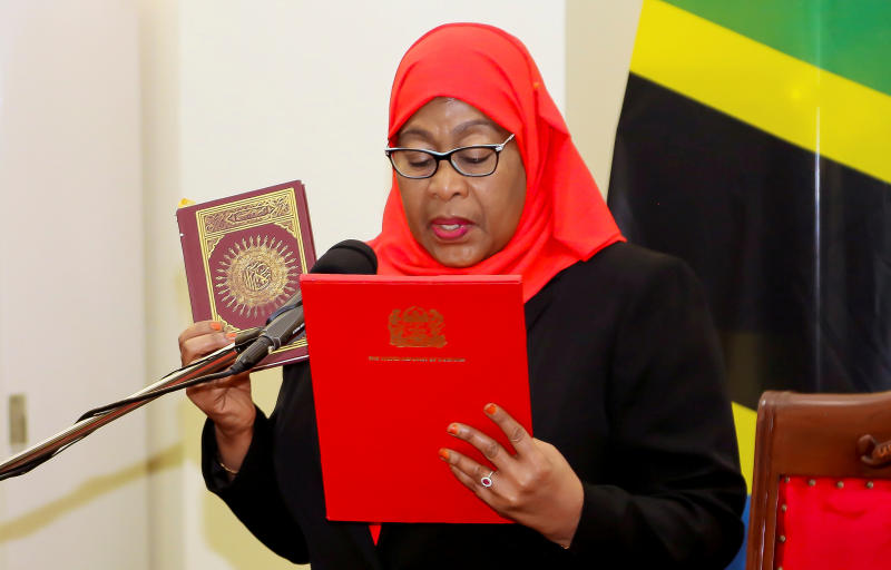 2021: A momentous year for the East African woman