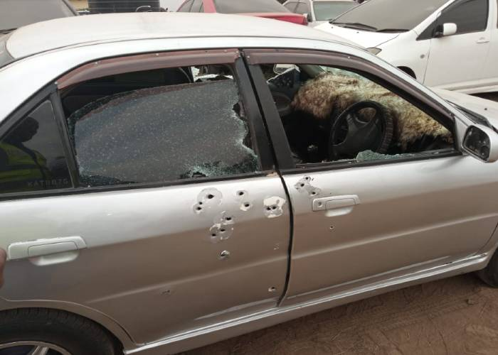 2,040 bullets recovered from car in Nairobi