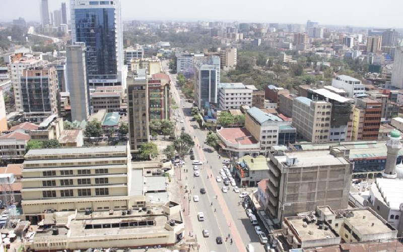 Address construction sector challenges, architects urge Nairobi county government