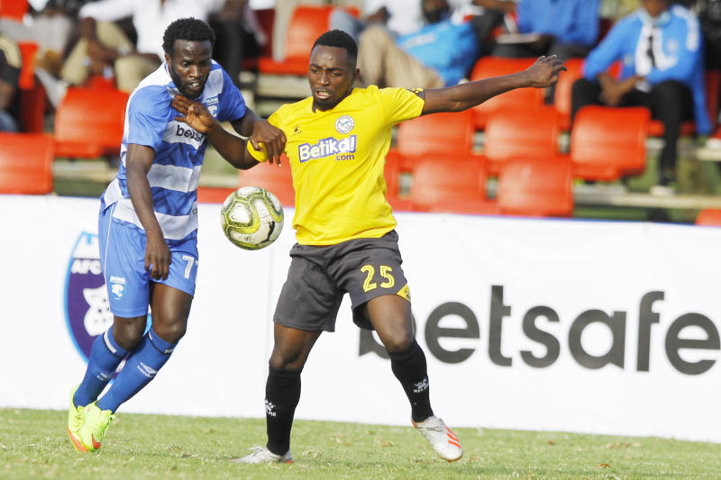 AFC Leopards rally to hold Sofapaka as K'Ogalo, Wazito win