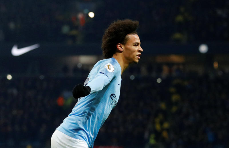 Manchester City's Sane to join Bayern Munich