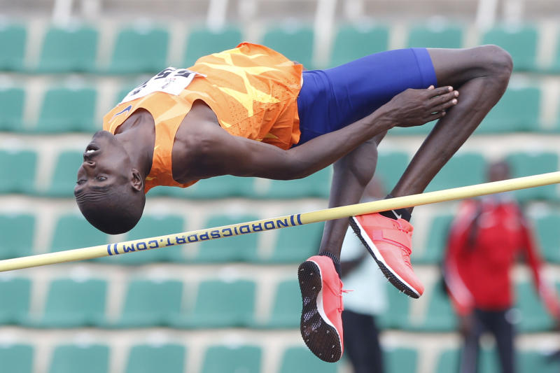 Africa high jump champion Sawe qualifies for Tokyo Olympics