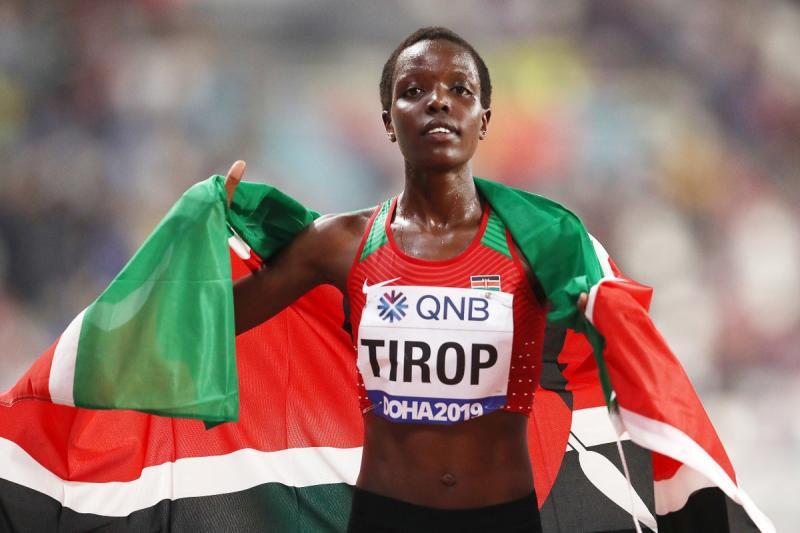 Agnes Tirop: Final moments of slain Kenyan athlete