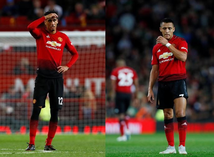 Alexis Sanchez, Chris Smalling to stay in Italy for the rest of the season