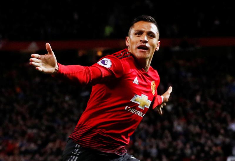 Alexis Sanchez to return to Man United next month