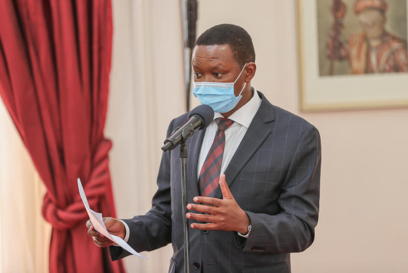 Arrest warrant out against Governor Alfred Mutua over failure to pay trader Sh5m