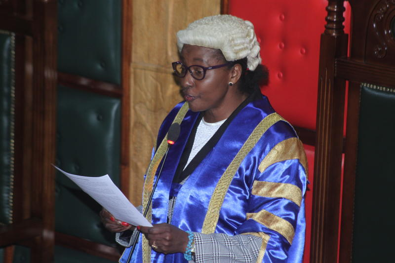 Aspirants for Nairobi County Speaker have few hours to apply
