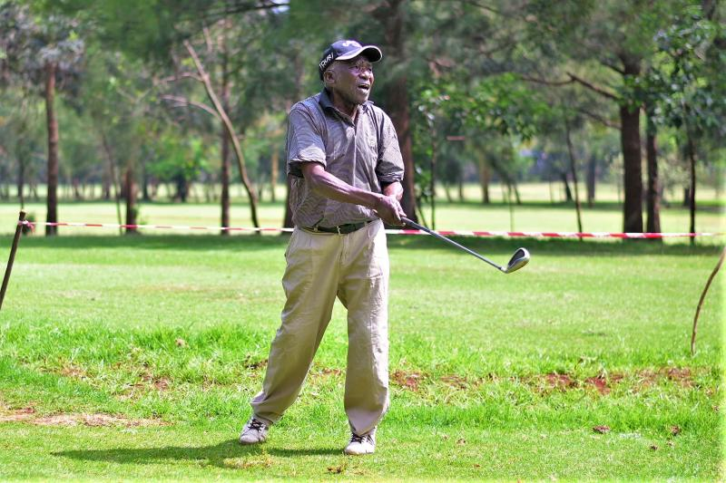 At 80, Ben Okello is aging just like fine wine
