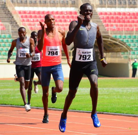 Athletics track and field: Ekwam to lead stellar field in Maseno